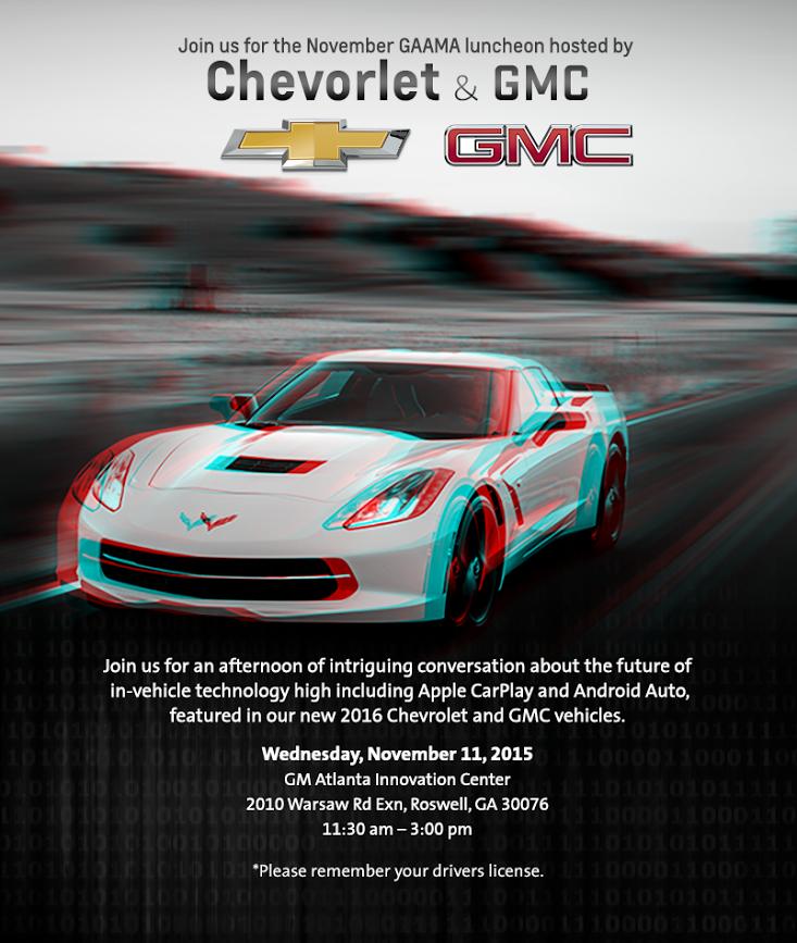 Greater Atlanta Automotive Media Association - November ...